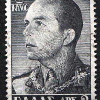 Греция (1956) Король Павел I