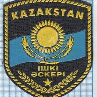 Шеврон ВВ МВД Казахстан Внутренние войска Police