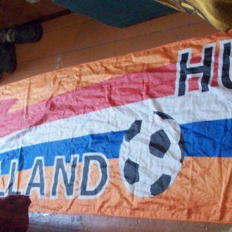 Баннер футбольный Hup Hup Holland 350x70 см