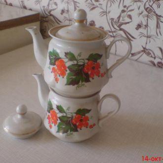 Заварники для чая ссср два штуки