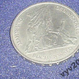 ГДР-1972 г.-10 марок (А) юбилейная