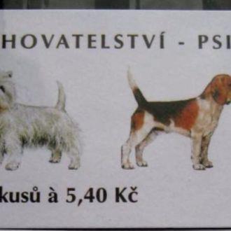 фауна   собаки   буклет