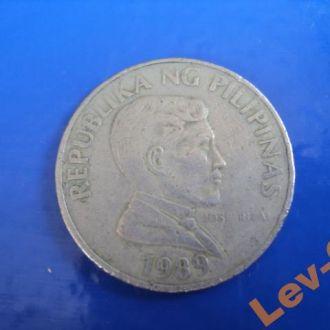 1989 Филиппины  1 писо