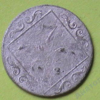 7 Крейцеров 1802 г В  Австрия Серебро 7 Крейцерів