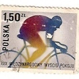 Polska Польща 1967 гаш (№796)