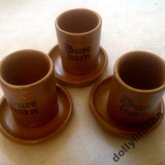Декоративные стаканчики мини