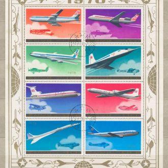 Авиация Корея СТО 1978 МЛ