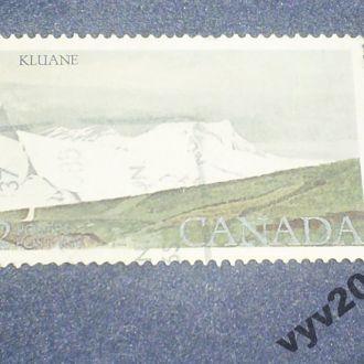 Канада-1979 г.-Горы, нацпарк (полная)