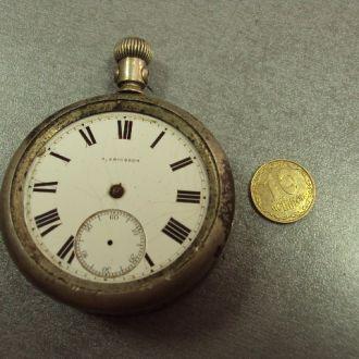 часы карманные Waltham mass