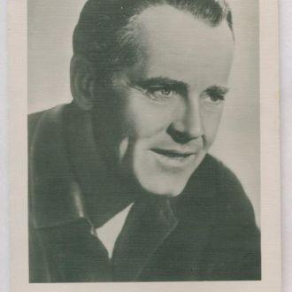 открытка Генри Фонда