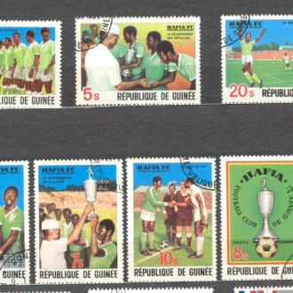 Гвинея Футбол 1979 (гаш.)