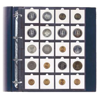 ОПТ: Лист для монет в холдерах SAFE Pro A4