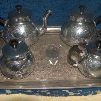 Сервиз чайно -кофейный
