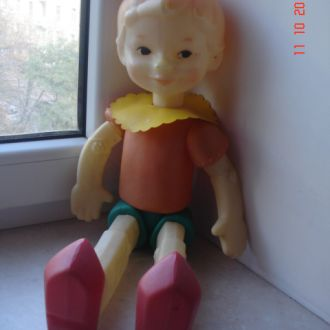 Игрушка кукла буратино цена 2р 50коп