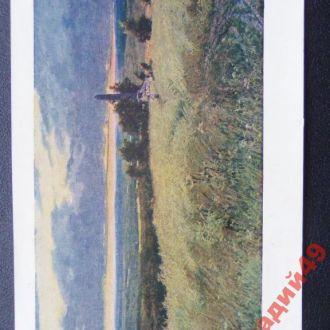 открытки(пейзаж) антикварные-худДмитриевский 1956