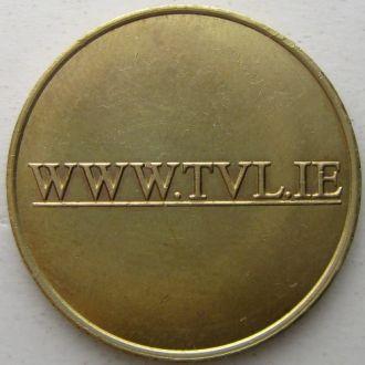 Жетон WWW.TVL.IE