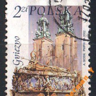 2002 - Польша - Стандарт - Гнезно  Mi.3955