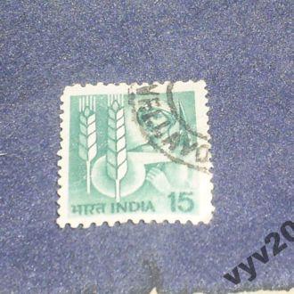 Индия-1980/3 г.-Пшеница