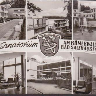 Германия 1967 САНАТОРИЙ ЗДРАВООХРАНЕНИЕ МЕДИЦИНА ЛЕЧЕНИЕ ОЗДОРОВЛЕНИЕ ВРАЧИ ДОКТОРА ХПК