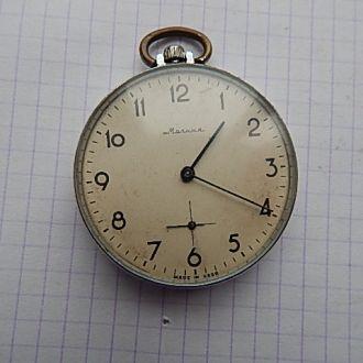 Часы карманные Молния №402170 рабочие