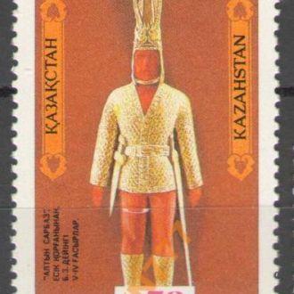 Казахстан 1992 Искусство серия MNH