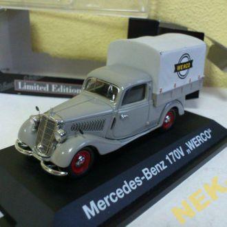 Mercedes 170V Pick-up VERCO (Schuco)