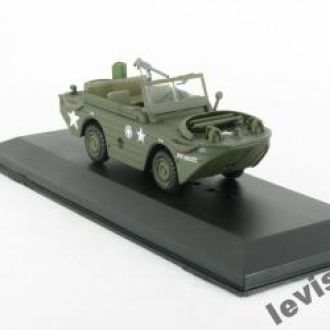 Ford GPA US Army Тунис 1943 Eaglemoss масшт  1:43