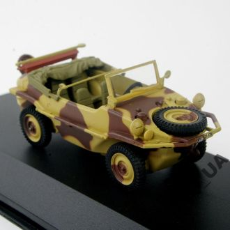 Pkw Typ K2 VM Typ 166 Schwimmwagen Panzerkorp 1:43