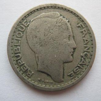 Французский Алжир 20 франков 1949 год