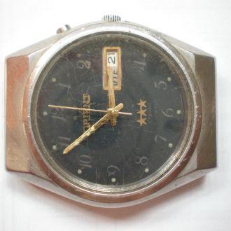 часы Orient Япония автомат оригинал идут  07062