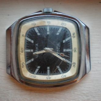 часы Чайкат кварц редкие 1201