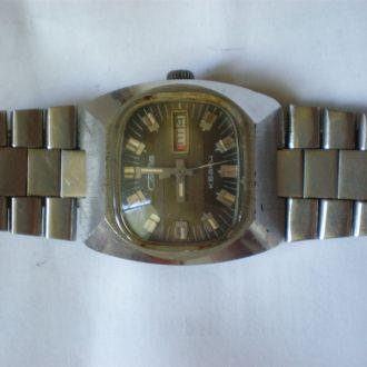 часы Слава електронно - механические 2806