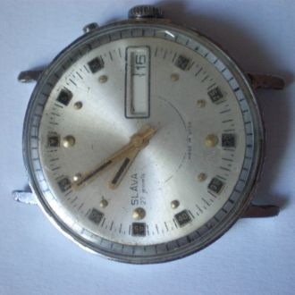часы Слава интересная модель 11073