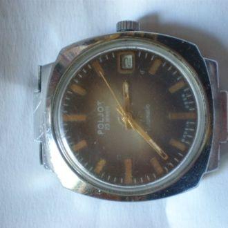 часы Полет автомат интересная модель 2405