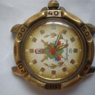 часы Восток командирские рабочие  05047