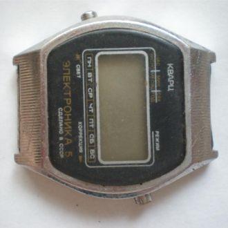 часы Электроника 5 0107