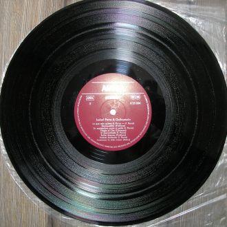 Виниловая пластинка Isabel Parra Quilapayun Amiga