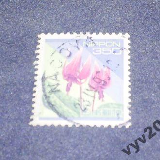 Япония-1994 г.-Цветы, стандарт