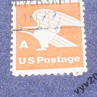 США-1978 г.-Орел, стандарт (полная)