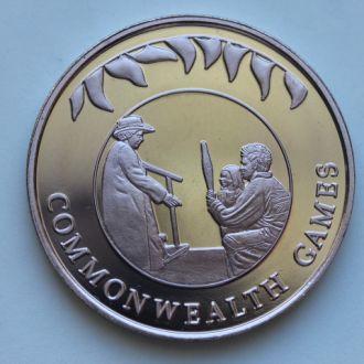 Фолклендские острова, 50 пенсов 2002 год
