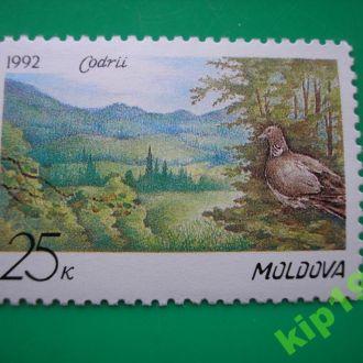 Молдова. 1992. Фауна.. **