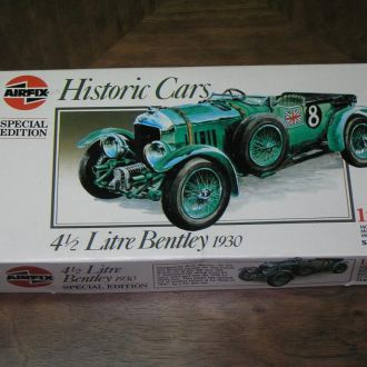 Airfix Bentley 1930 1:32