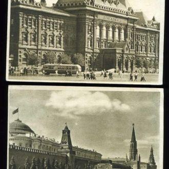 Москва центральный музей В.И. Ленина . Мавзолей .