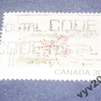 Канада-1982 г.-Ягоды, живопись