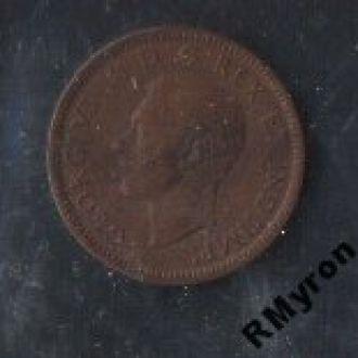 Канада (1940) - 1 цент - СОСТОЯНИЕ!!!
