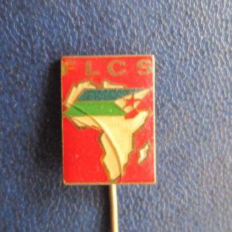 значок Джибути карта флаг тяжёлый