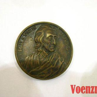Медаль с изображением Джона Локка, 1704 г.