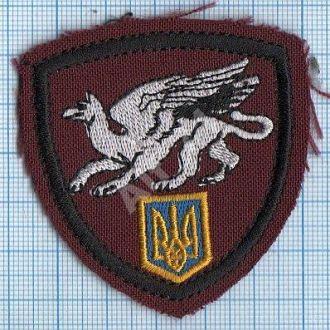 Нашивка. Кокарда МВД Украины. Спецназ. Грифон. МВС.