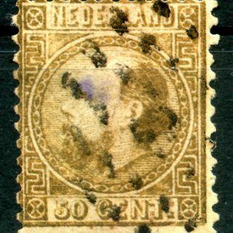 Нидерланды 1867 Король Виллем ІІІ Мі: 12 180 евро