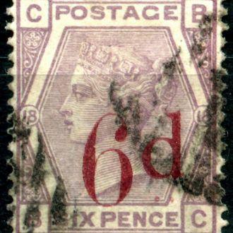 Великобритания 1883 Виктория Мі: 71 90 евро